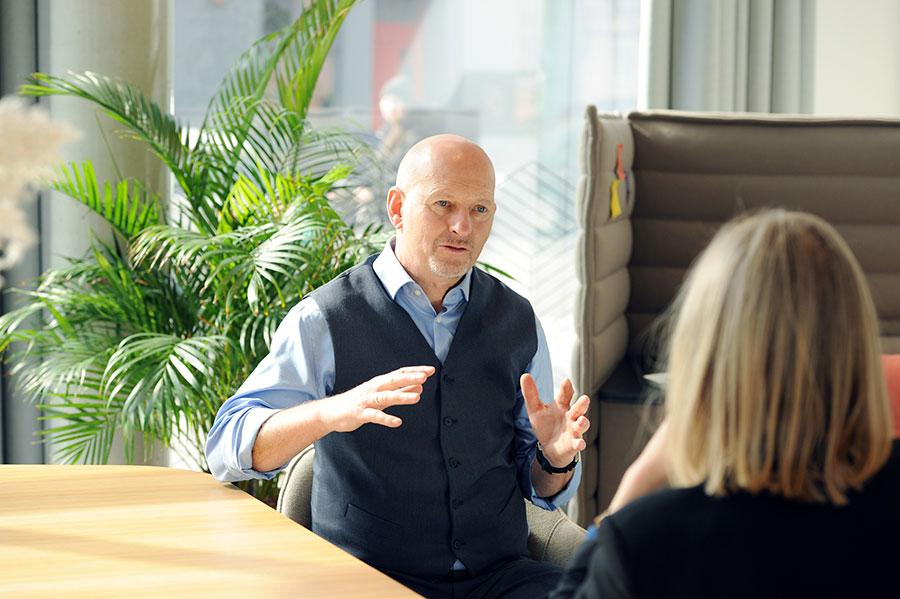 Thomas Brehm / Coaching, Organisationsentwicklung, Mediation / Berlin